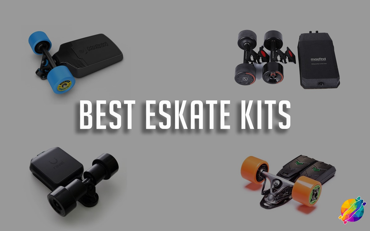 Best electric Skateboard Kits