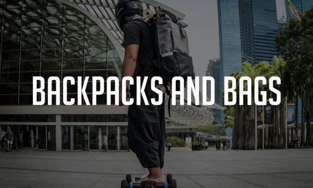 Best Electric Skateboard Backpacks and Bags 2019