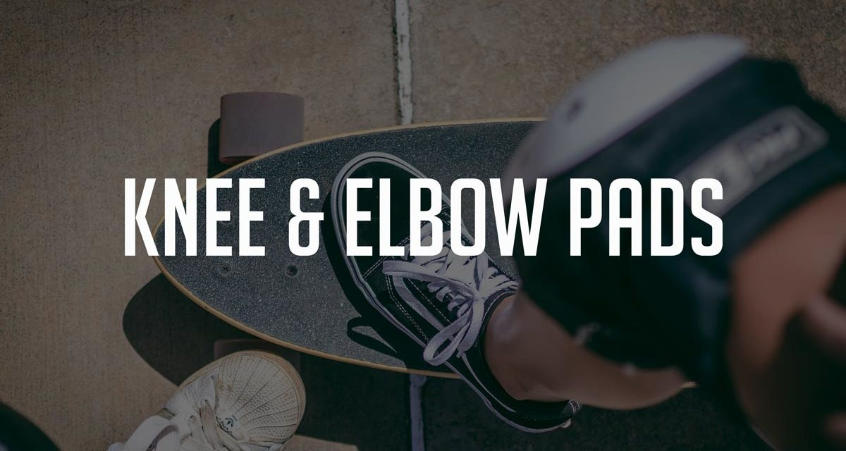 Best Knee and Elbow Pads for Electric Skateboarding in 2020