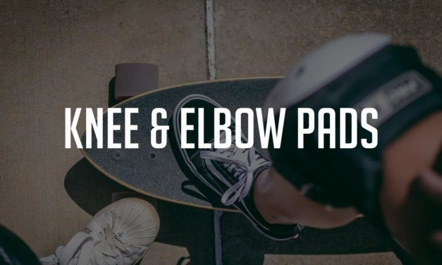 Best Knee and Elbow Pads for Electric Skateboarding in 2019