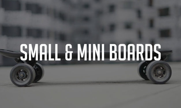 Best Small and Mini electric skateboards 2019 – Ultimate Portability