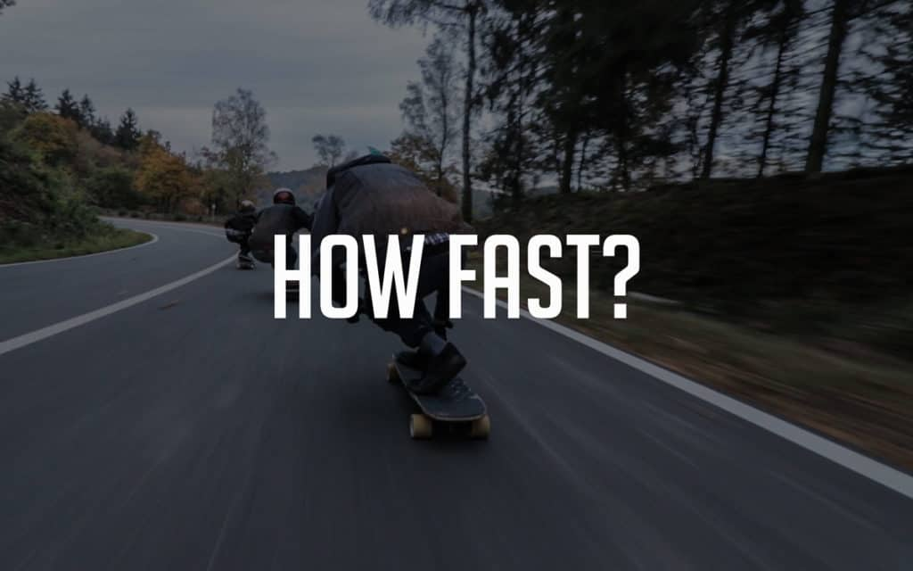 How Fast do Electric Skateboards Go - Top Speeds compared
