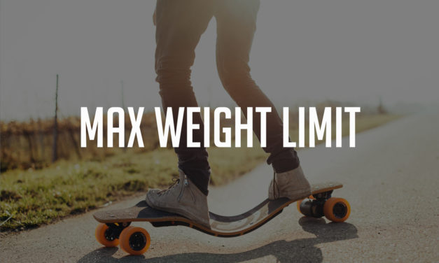 Electric Skateboard Weight Limit – Maximum Load Capacities Compared