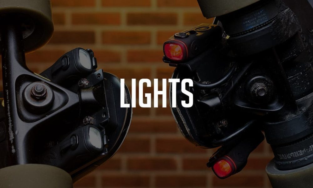 Best Electric Skateboard Lights 2020 – see and be seen!