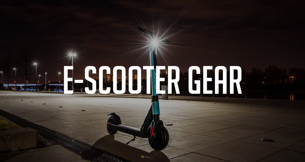 Best Electric Scooter Protective Gear (in 2020)