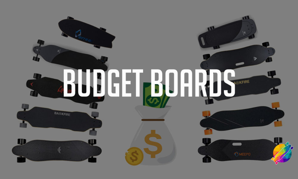 Best Cheap and Budget Electric Skateboards (in 2021)