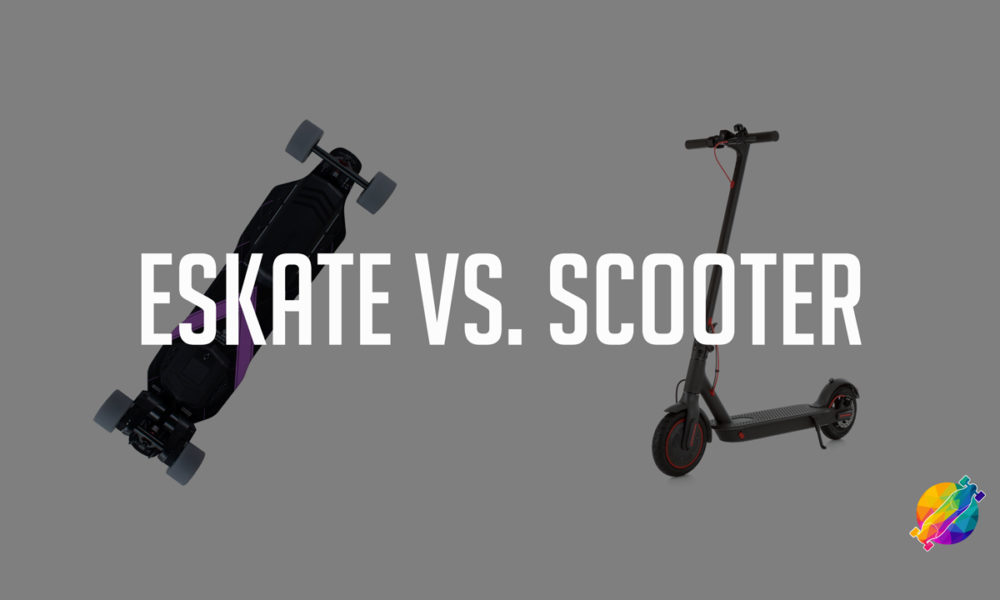 Electric Skateboard vs Electric Scooter – Which is Better?