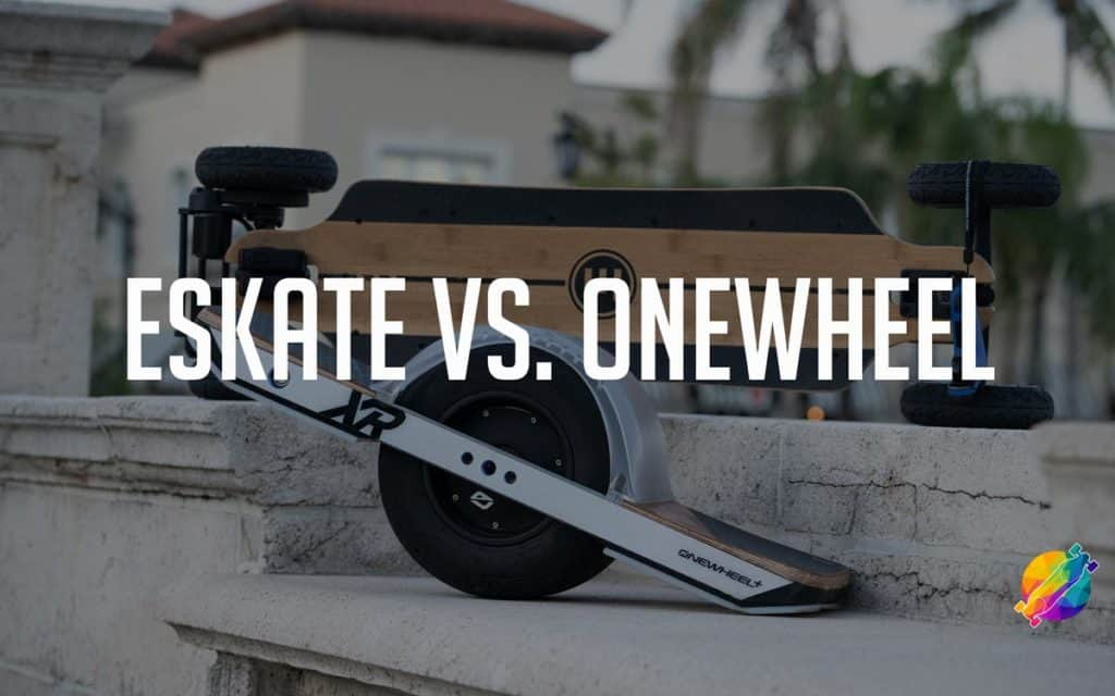 electric skateboard vs onewheel