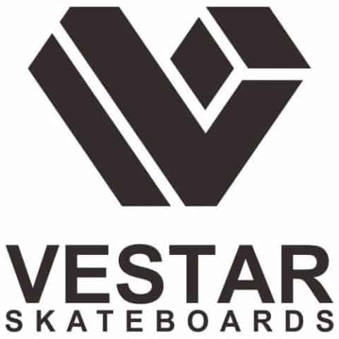 vestar electric skateboards logo