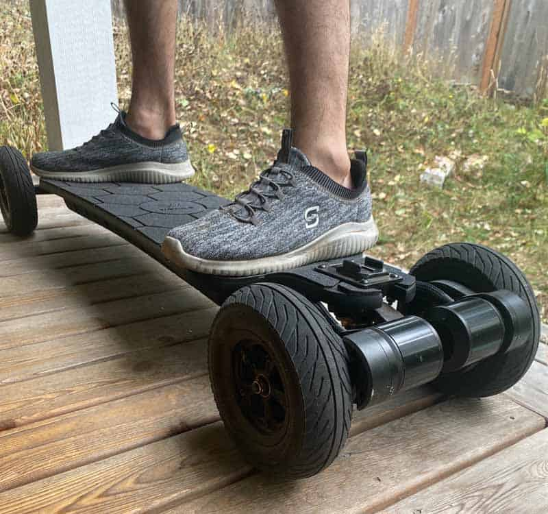 WowGo AT 2 from behind