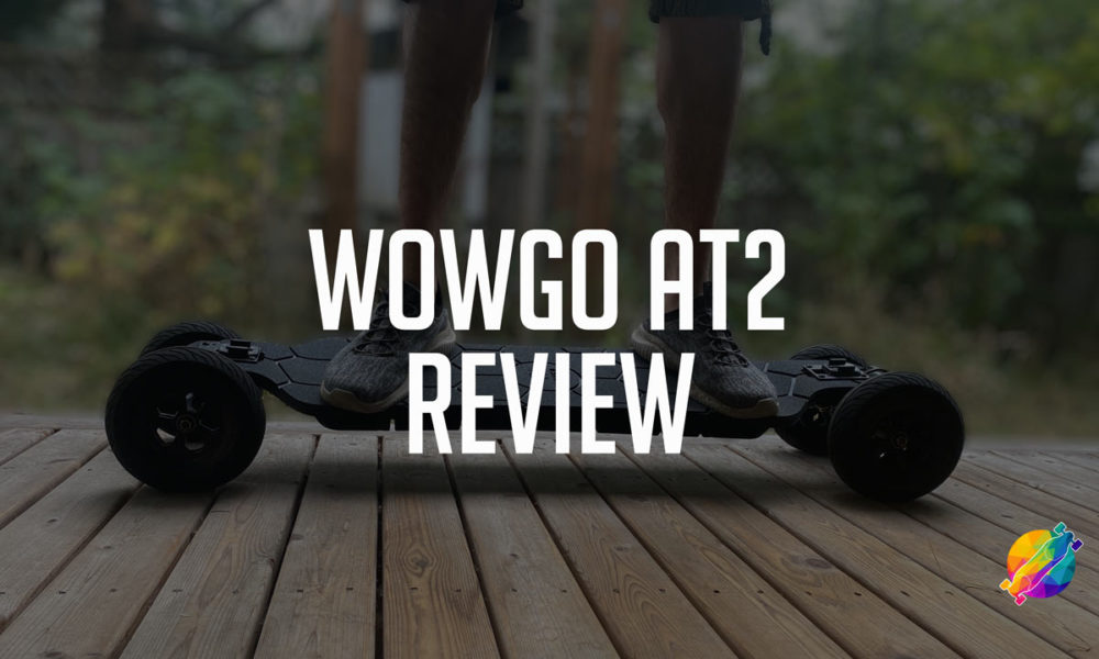 WowGo AT2 Review | Best Budget ALL-TERRAIN Board?