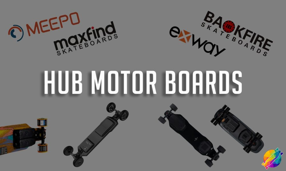 Best Hub Motor Electric Skateboards (in 2020)