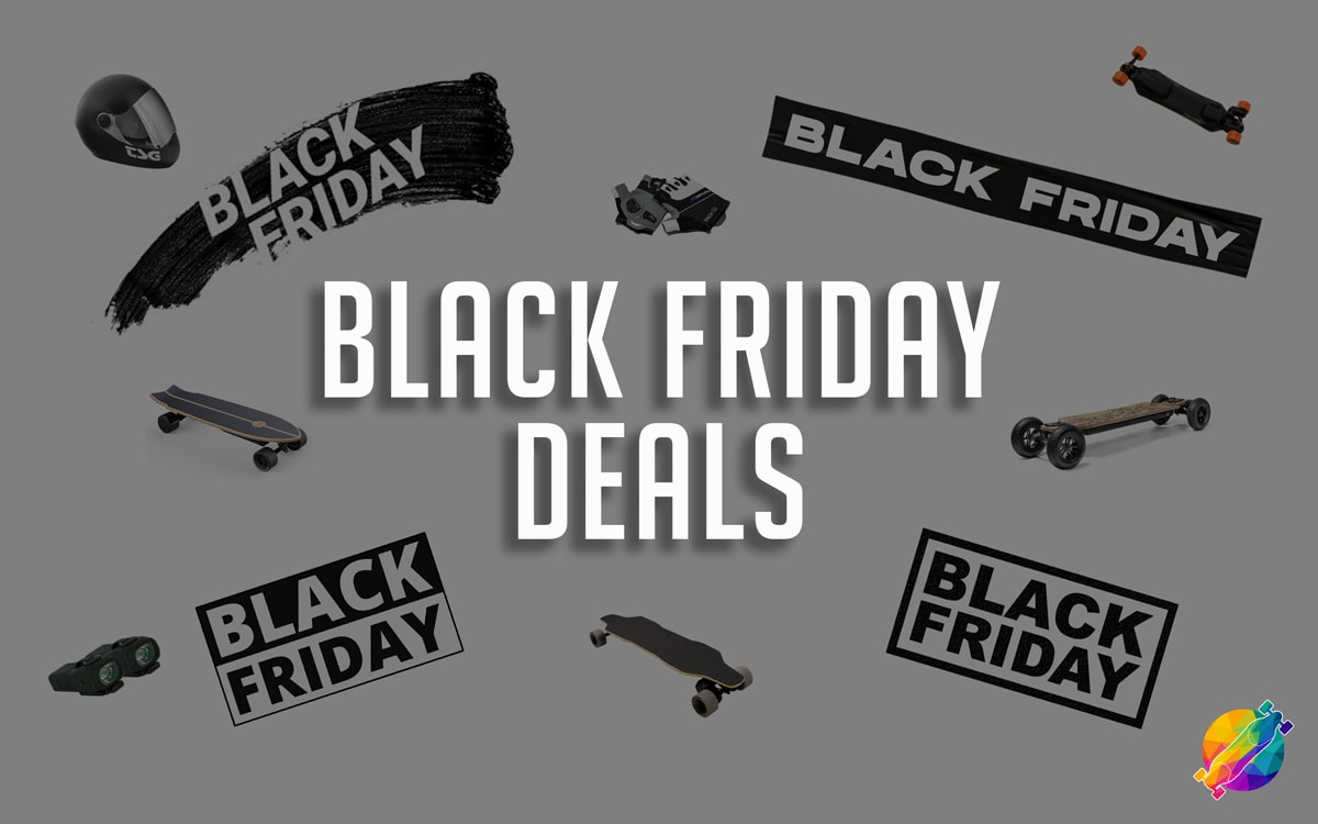 Electric Skateboard Black Friday Deals and Discount Codes