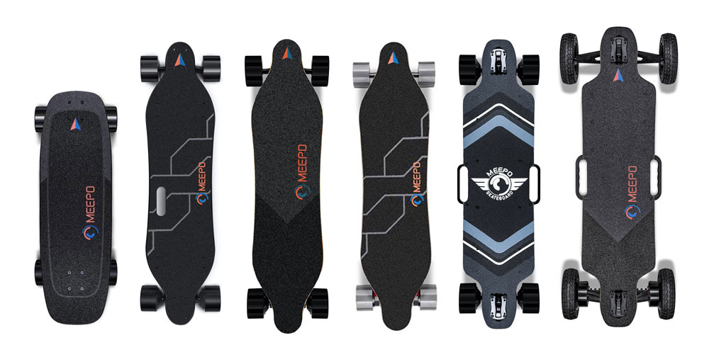All Meepo Board Models