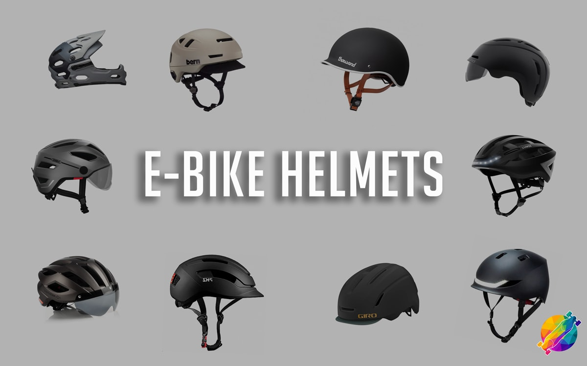 Best and Safest Electric Bike Helmets