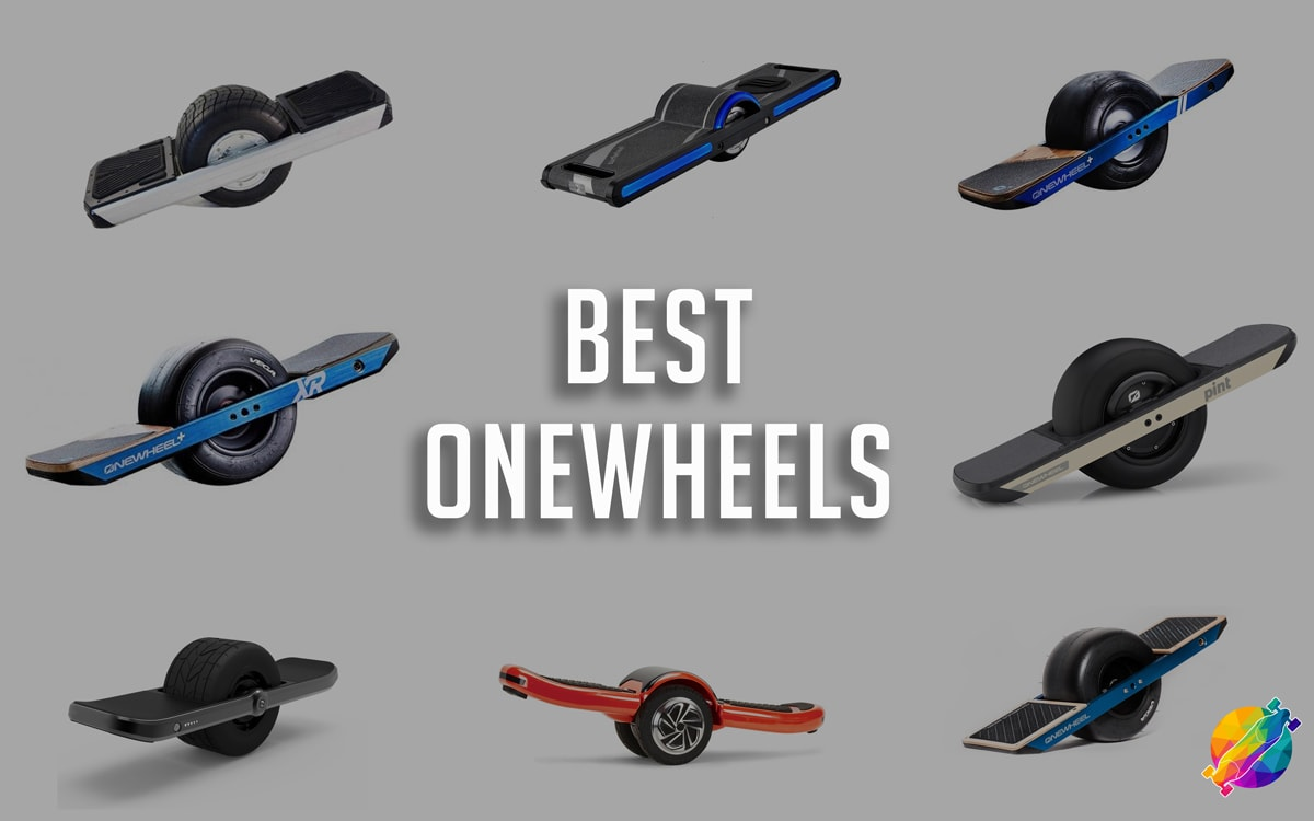 electric skateboards with one wheel