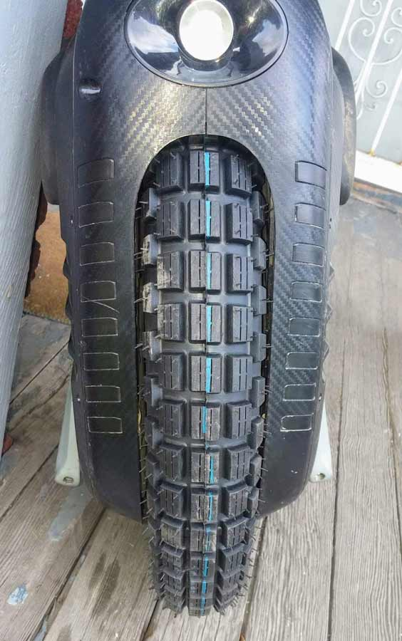 electric unicycle tire