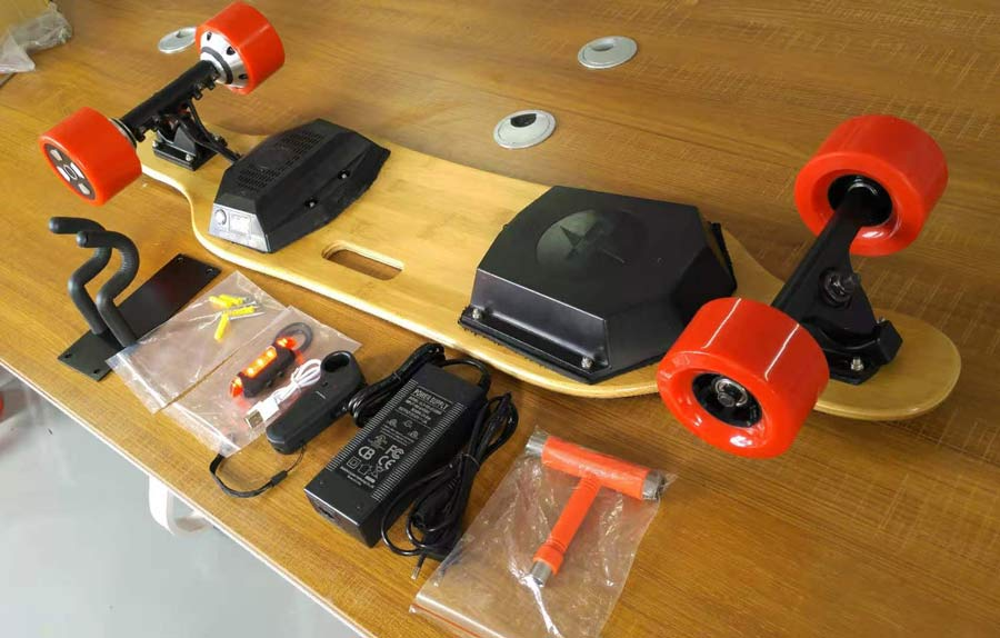 Meepo V1 unboxed