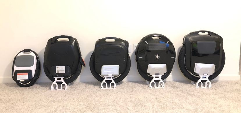 electric unicycle models