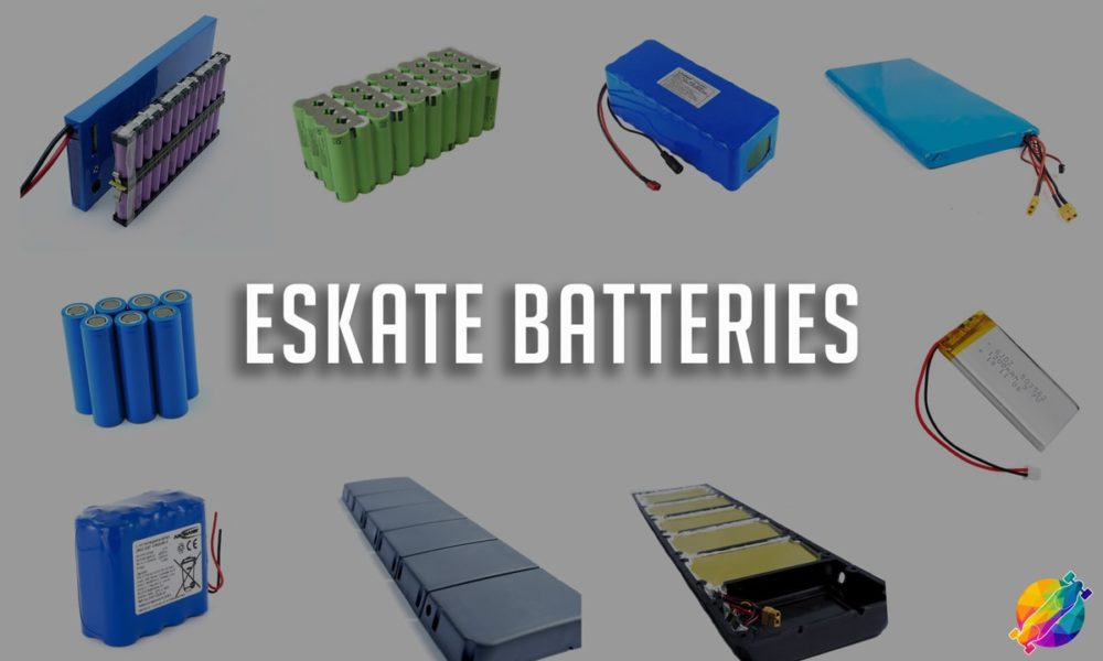 Electric Skateboard Batteries – All you need to know