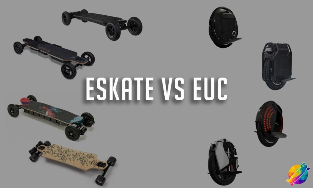 Electric Skateboards vs Electric Unicycles – The Comparison