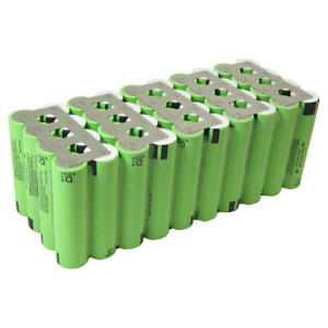 10S4P Li-Ion Battery Pack