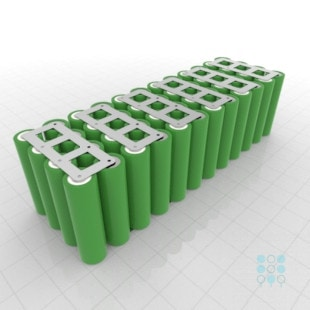 12S4P Li-Ion Battery Pack