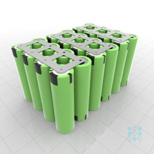 6S4P Li-Ion Battery Pack