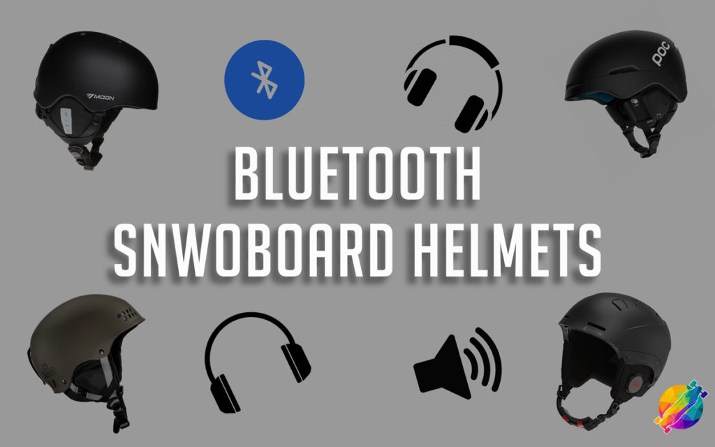 snowboard helmets with bluetooth and audio