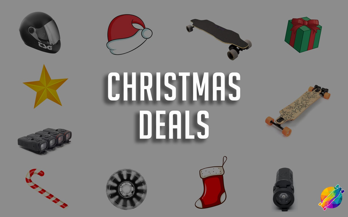 Electric Skateboard Christmas Deals
