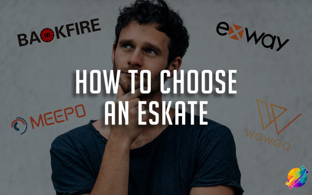 how to choose an electric skateboard